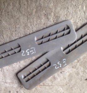 Решотки на кузов bmw e32