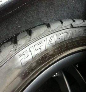 Резина (шина) летняя Firenza 215/45 r17