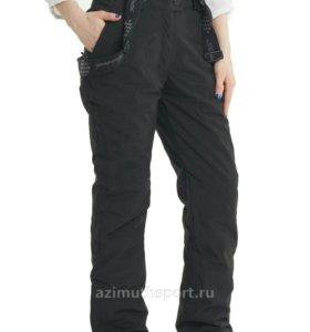 Женские зимние мембранные брюки размер 44