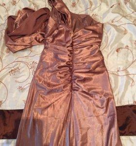 Вечерная платье