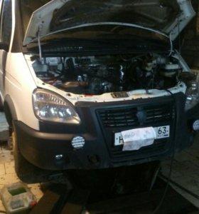 Все виды авто-ремонта.