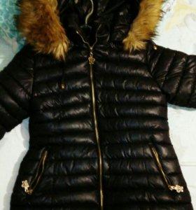 Женская Куртка Зима.