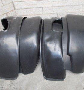 Подкрылки на форд транзит 2000-2006 комплект