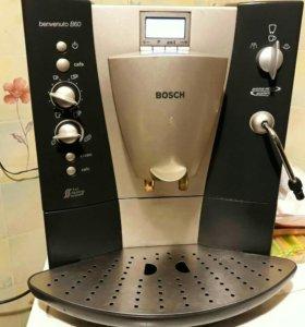 Кофемашина Bosch benvenuto b60
