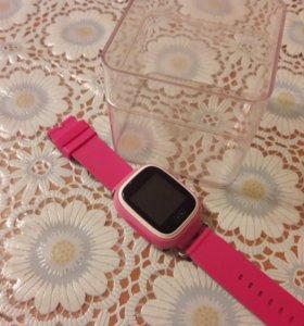 GPS часы smart baby watch Q80