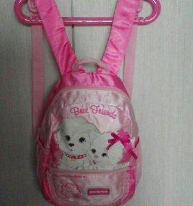 Рюкзак детскй