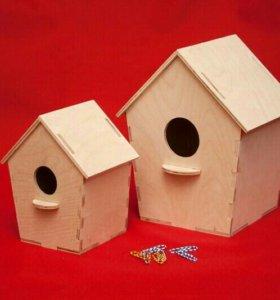 Деревянные игрушки, поделки