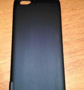 Чехол аккумулятор для Apple iPhone 5s