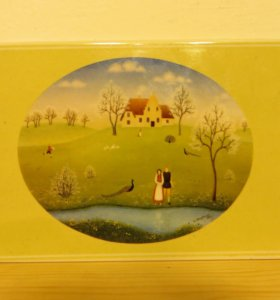 Керамическая открытка Villeroy & Boch Германия