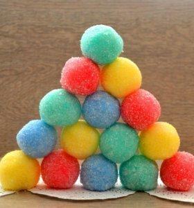 Сахарные скарбы