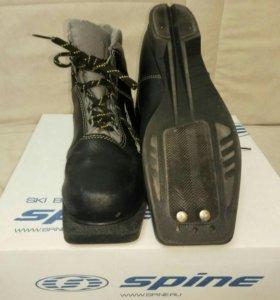 Ботинки лыжные 43 размер