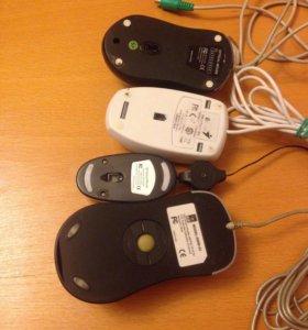 Мышь, мышки компьютерные