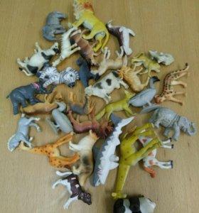 Фигурки животные