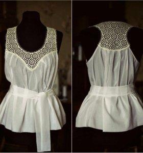 блузы и юбки по 500 рубл новые!!