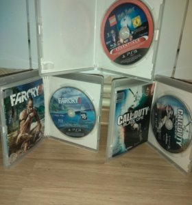 Игры, диски Ps3