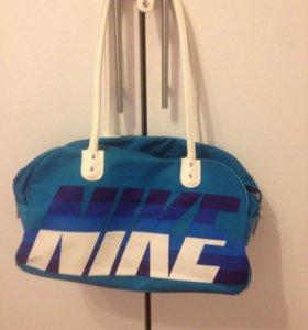Nike спорт сумка
