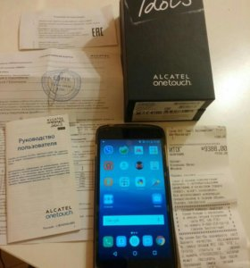 Alcatel Idol 3 4G LTE NFS