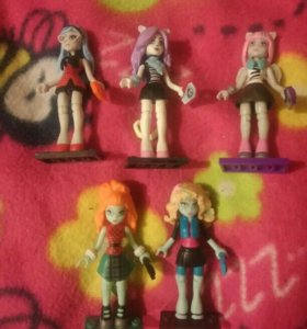 Monster High Mega Blocks