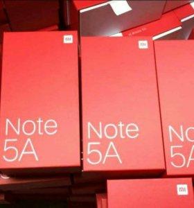 Xiaomi Note 5A 32Gb (Ram 3Gb) Grey