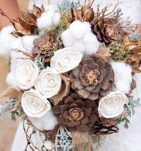 Букет невесты свадебный букет