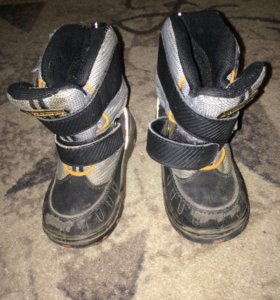 Демисезонные ботинки Антилопа 24 размер