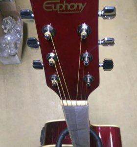 Электроакустическая гитара 🎸