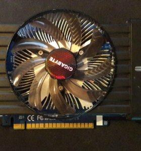 Видеокарта GTX 550Ti / 1gb
