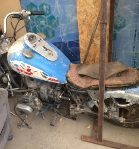 Мотоцикл урал вояж
