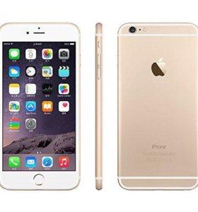 iPhone 6 Plus Gold 128 Gb