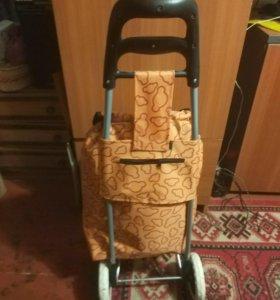 Тележка сумка