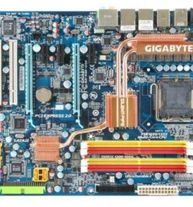Q9550, 8GB DDR2, GA-X48-DQ6