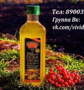 Vivid Масло 0,7л с Бугульминского маслозавода