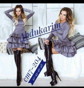 Новое платье р.46