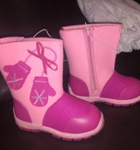 Валенки (сапожки) для девочки