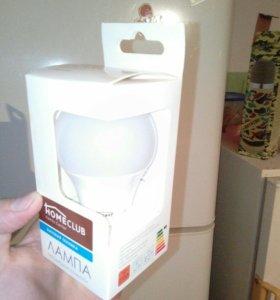 Лампочки светодиодные новые!