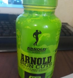 Iron Cuts Arnold Series от MusclePharm