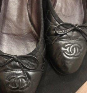 Балетки Chanel