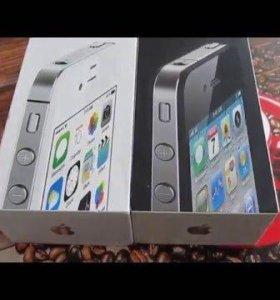 Коробки от iPhone 4s