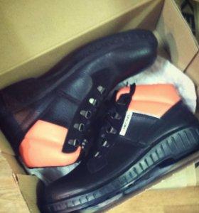 Спец обувь. Ботинки мужские