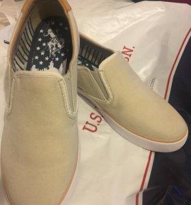 Слипоны кеды обувь женская