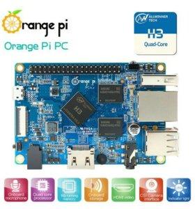 Orange Pi PC H3 Мини компьютер