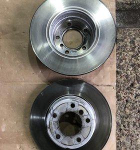 Тормозные диски Textar BMW e60