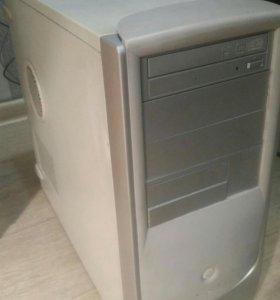 Мощный игровой cистемный блок AMD Phenom X4 9650