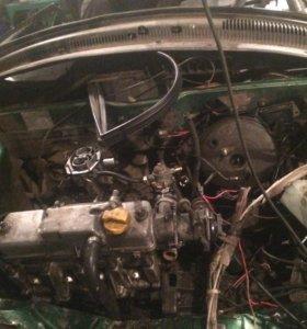 Двигатели 08-09(Ваз)