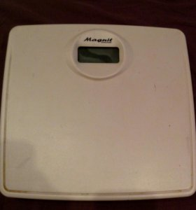 Электронные напольные весы Magnit