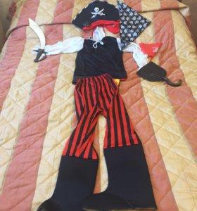 Новогодний костюм Пират
