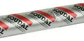 Полиуретановый герметик Soudaflex 40FC серый