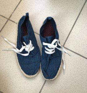 Обувь мужская. Кеды мужские. Ботинки мужские