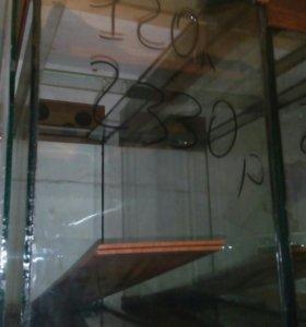 Аквариум, 120 л
