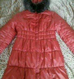 Куртка, пальто, пригодна для беременных
